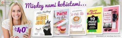 """Kupony Promocyjne ePartnerzy.com - ebooki, eprasa, audiobooki - prezenty, promocje, rabaty: Między nami kobietami - publikacje dla kobiet do 40% taniej  Literatura kobieca - o kobietach i dla kobiet - """"Miedzy nami kobietami"""" - do 40% taniej  Promocja trwa do 17.11.2015 r. Przejdź na stronę promocji  http://www.nexto.pl/miedzy_nami_kobietami____c1805.xml?pid=12436"""