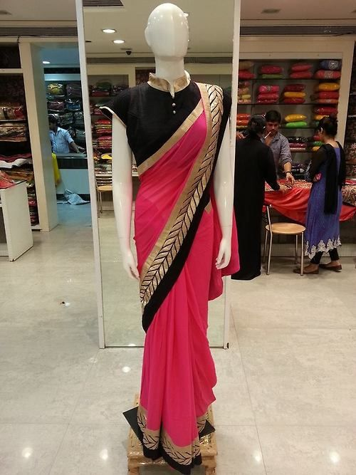 IT'S PG'LICIOUS lovely #saree