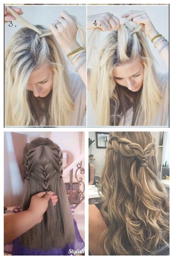 Zopf Frisuren 2018 Einfache Frisuren Frisuren 2018 Pinterest Frauen Haa Uncategorized Hairstylesforschool2018 Hair Styles Beauty Hair