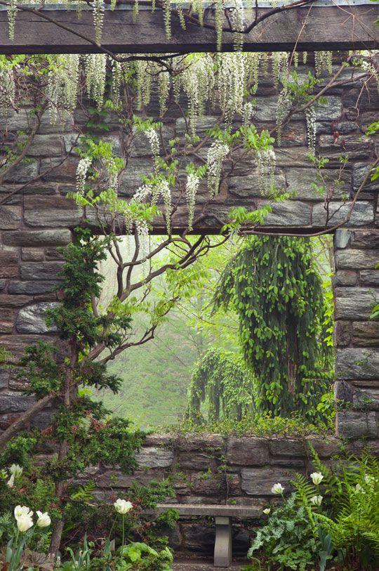 Image via Chanticleer Garden
