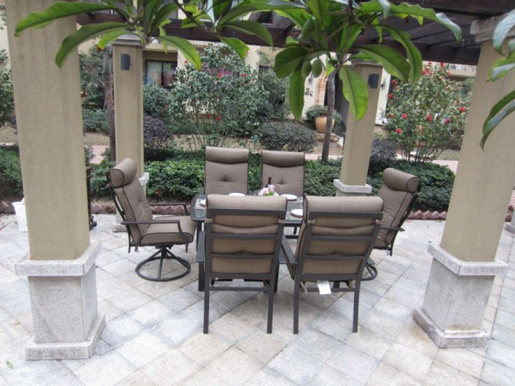 Patio Dining Set Exterior 1024x768