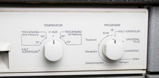 Spülmaschine heizt nicht was tun, wenn das Wasser nicht