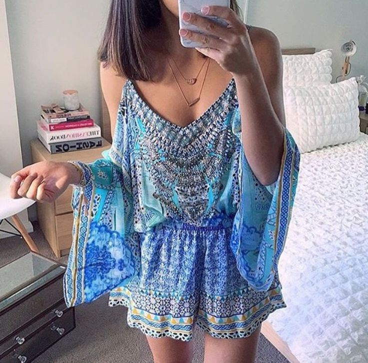Camilla Playsuit - any style in Blue - Size 3 - $450+