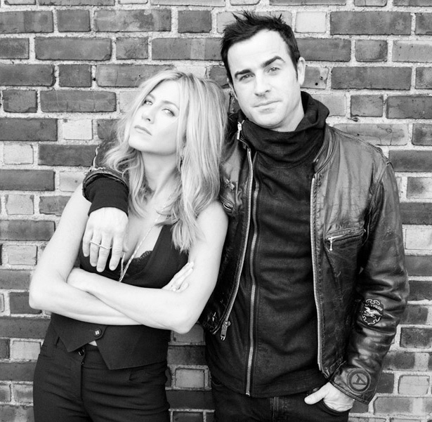 jennifer anistan and justin theroux