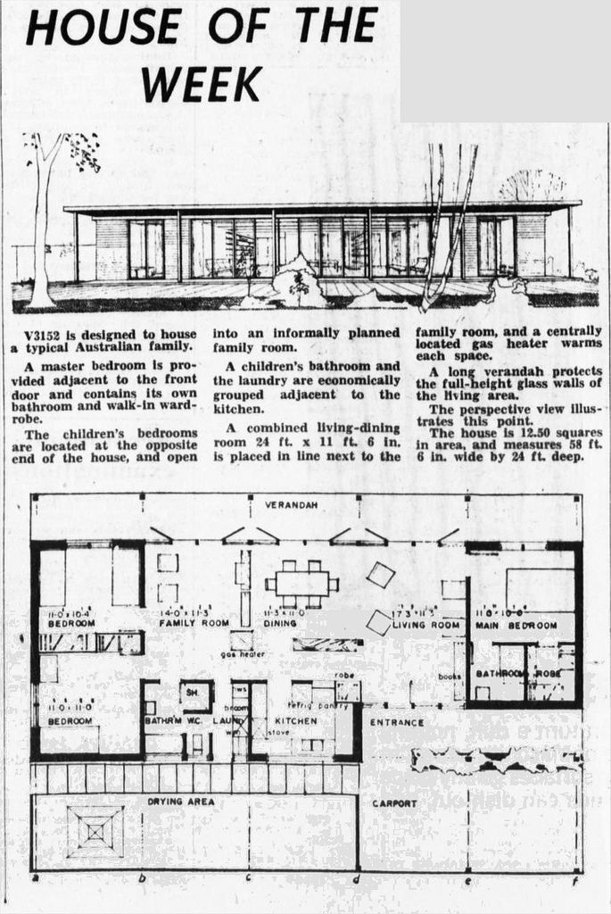 Mcm Plans Our House Pre Redo