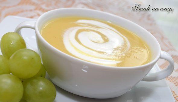 Zupa krem z selera(porcja ok. 25kcal)
