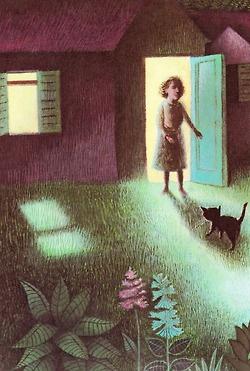 Maurice Sendak: The Moon Jumpers, 1959