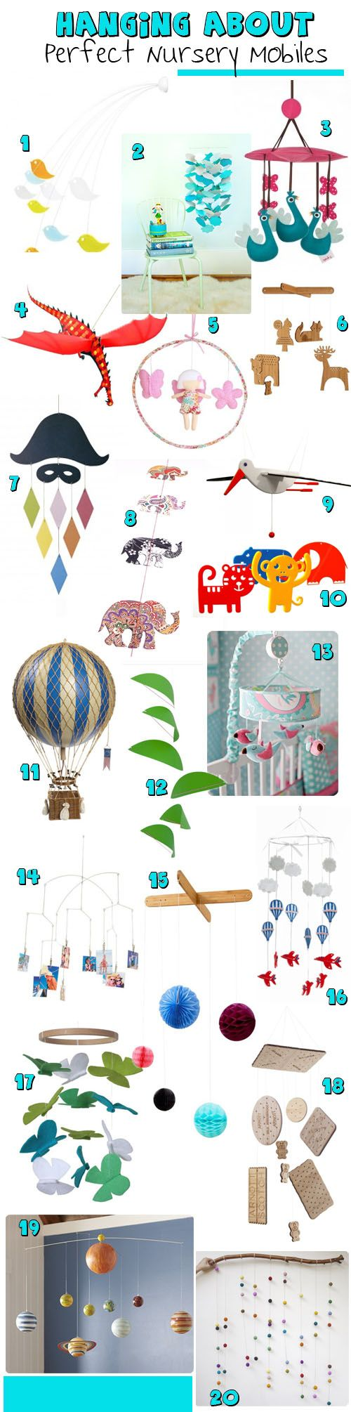 KidStyleFile Roundup: Our Top 20 Best Baby Mobiles