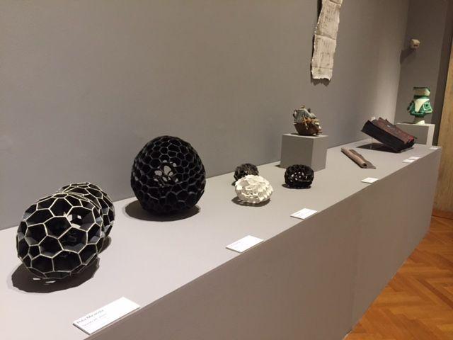 Scultura Ceramica Contemporanea in Italia, GNAM, Roma Rita Miranda e Candido Fior |