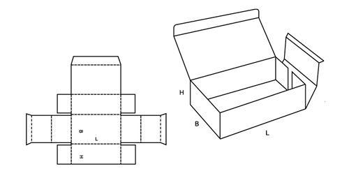 коробка без клея своими руками - Поиск в Google