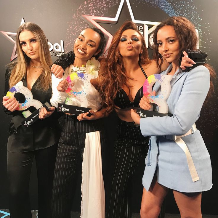 Little Mix Global Awards