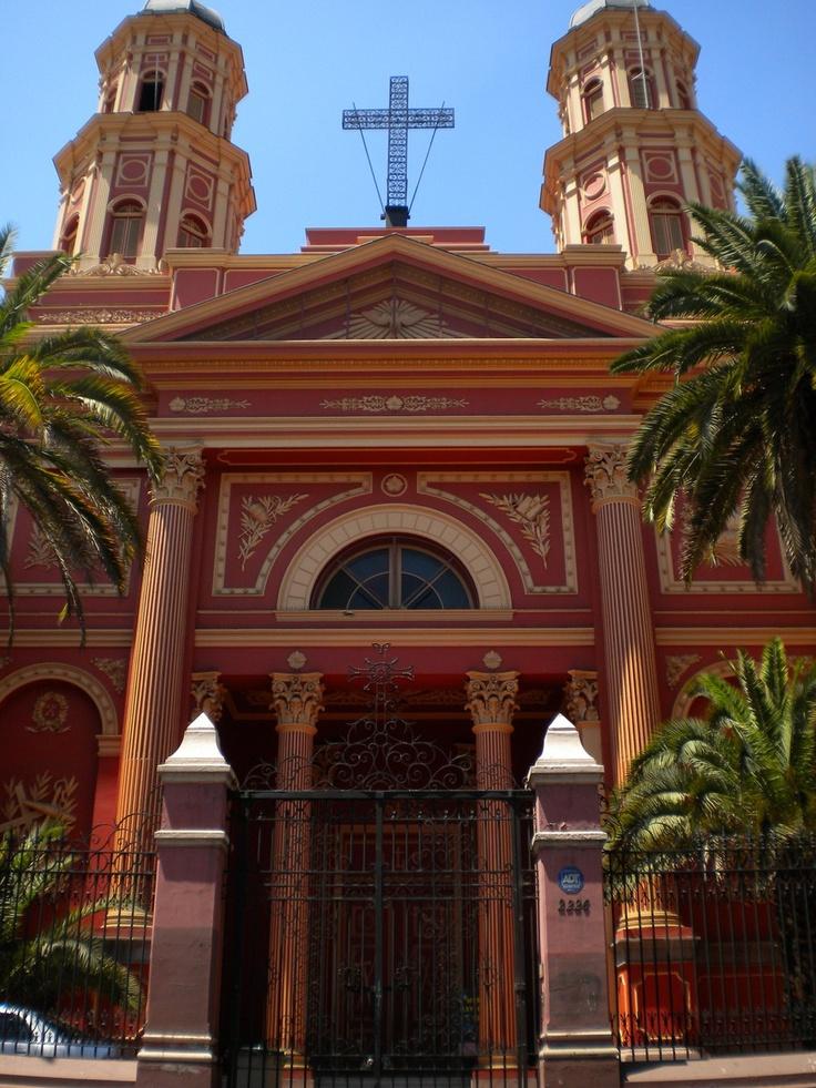 Iglesia Barrio Brasil