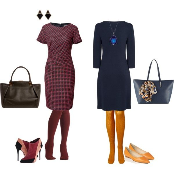 """Colored tights"" by stylemixers on Polyvore"