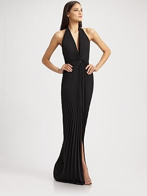 Black Tie Dresses for Evening Events