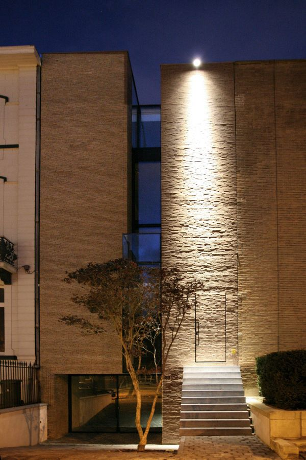 Modern Outdoor Lighting Design: 686 Best Images About Landscape & Exterior Lighting On