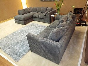 25 best ideas about grey corner sofa on pinterest white for Chaise watford