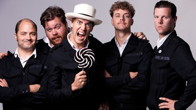 The Hives (Sweden)