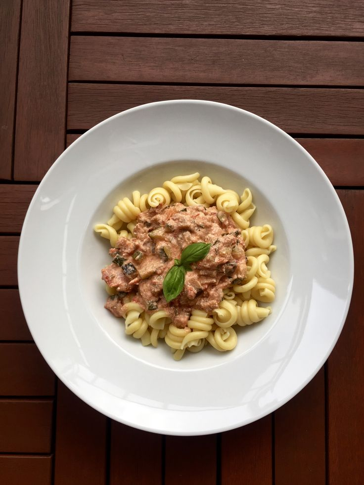 Yummy creamy Ricotta Pasta dish!