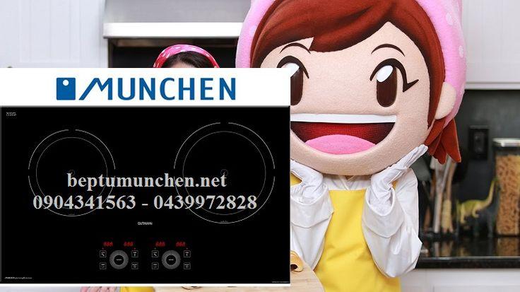Bếp từ Munchen xuất xứ ở đâu?: