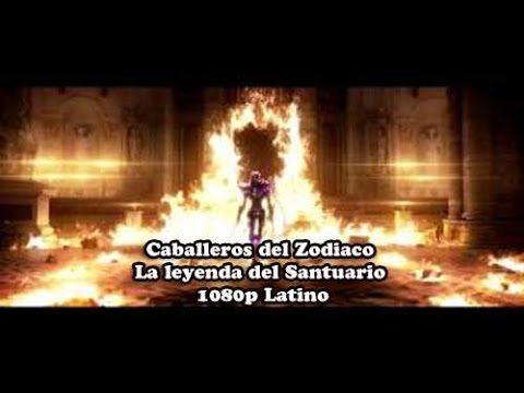 Los Caballeros del Zodiaco La Leyenda del Santuario DVDRip HD 1080p Lati...