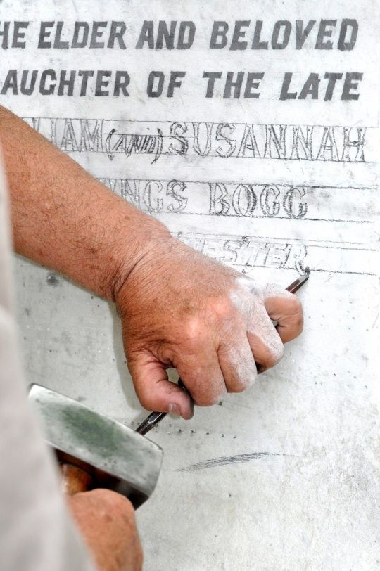 Understand Usefulness of Headstone Inscriptions