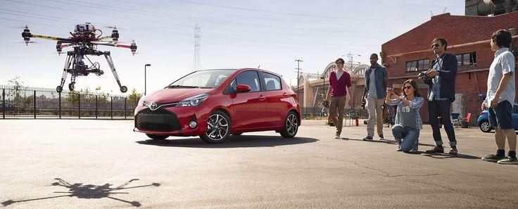 Toyota Yaris 2015 merah ~ http://iotomagz.net/tampilan-dari-toyota-yaris-2015-yang-akan-datang/