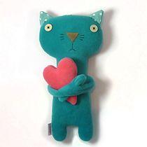 Kociak z Sercem, zabawki - misie i maskotki