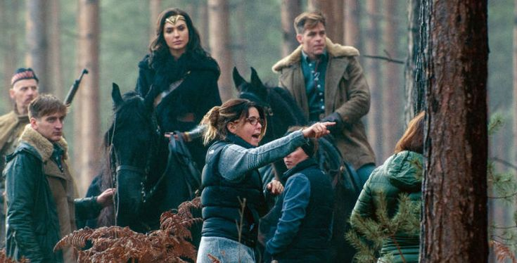 A Brief List of Male Directors Who Got the Big Break Wonder Woman's Patty Jenkins Finally Received