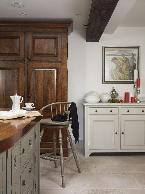 Chalon Unfitted Kitchen Small By ChalonHandmade, Via Flickr Part 19