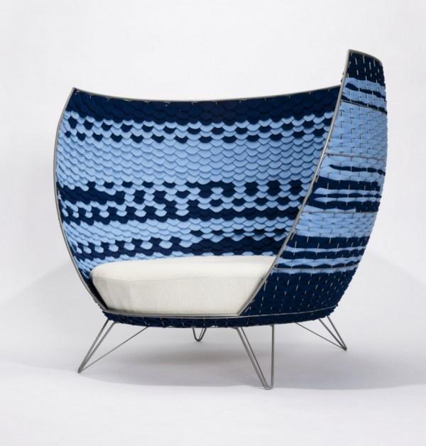 The big basket chair product design pinterest for Innenraumdesign studium