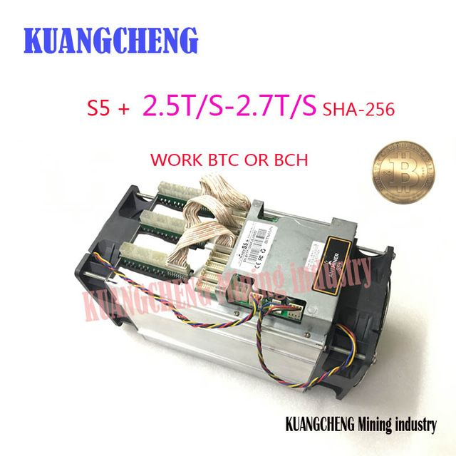 KUANGCHENG Mining Bitcon Miner Antminer S5+ 2.5TH Asic Miner 2550GH Super Btc Miner Better s5 s4 s3 s1 usd miner https://betiforexcom.livejournal.com/29275094.html  The post KUANGCHENG Mining Bitcon Miner Antminer S5+ 2.5TH Asic Miner 2550GH Super Btc Miner Better s5 s4 s3 s1 usd miner appeared first on bitcoinmining.shop.The post KUANGCHENG Mining Bitcon Miner Antminer S5+ 2.5TH Asic Miner 2550GH Super Btc Miner Better s5 s4 s3 s1 usd miner appeared first on aroundworld24.com…