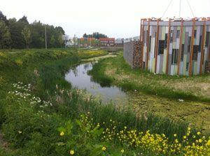 Landscape design Ecopark Alphen aan den Rijn by Vollmer & Partners