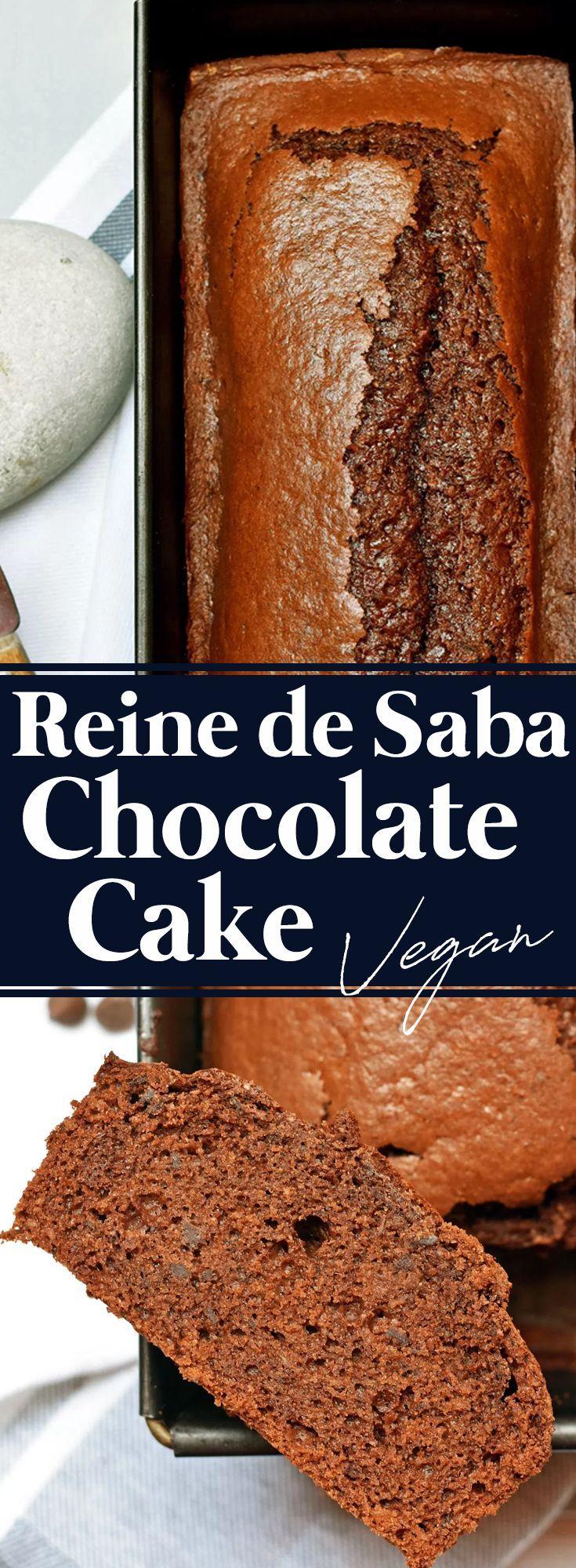 Reine de Saba Chocolate Cake | Vegan | Pardon Your French