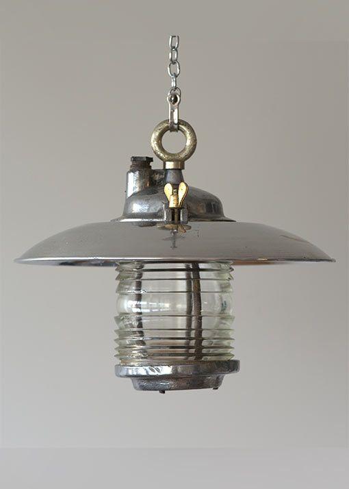 Medium Iron Aluminium Fresnel Lens Pendant Light Ceiling Lighing Pinterest Lighting Lights And