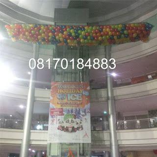 JENDRAL BALON: Balon Drop Jakarta Murah 08170184883