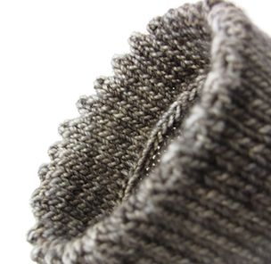Picot Hem Bind-Off: The Cadillac Of Bind-Offs. Written directions under the video post.