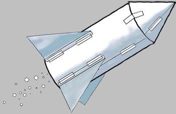 Build a Bubble-Powered Rocket! Great idea from NASA.