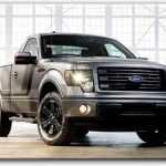 2018-2019 Ford Harley-Davidson F-150 — Pick-up from the 411-horsepower engine