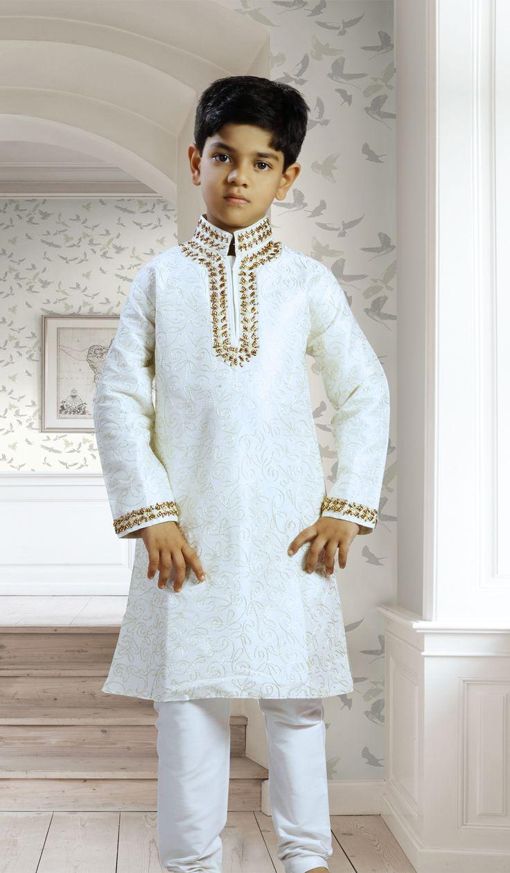 Indian white kids