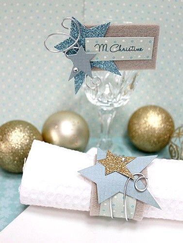 Noël est aussi une belle occasion de réunir toute la famille autour d'une table joliment décorée. Chaque petit détail a son importance et vos invités ne seront que surpris de voir ces créations mai…