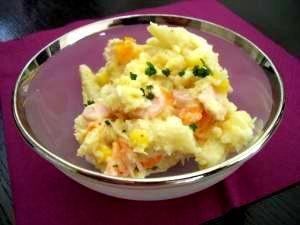 「洋食屋さんの絶品!ポテトサラダ」本当は内緒にしておきたい秘密のレシピ☆☆☆騙されたと思って作ってみて!おいしいから・・・【楽天レシピ】