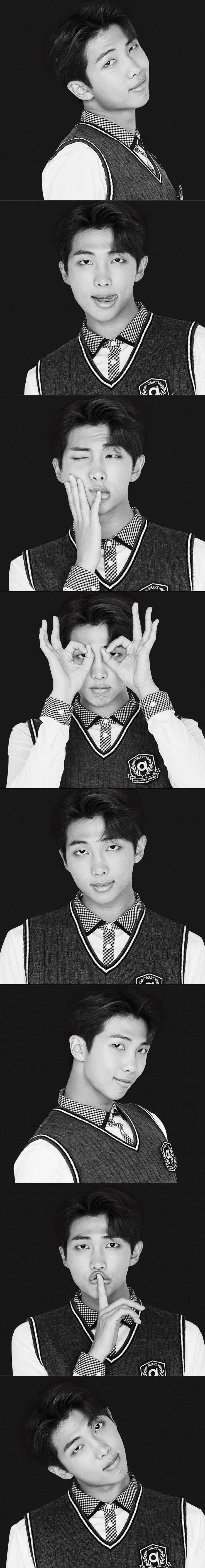 Teasing Monster ♠♡ Kim Namjoon | #RM [Rap Monster] | Joonie - Bangtan Sonyeondan | BTS ♪