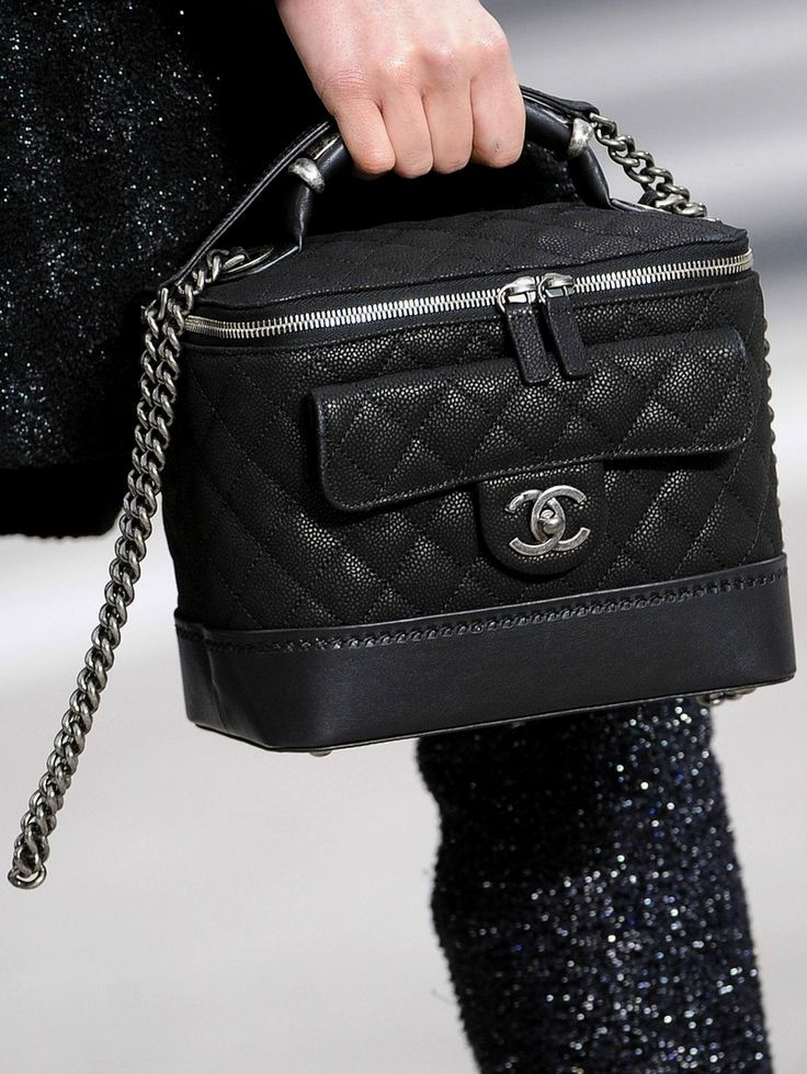 """The """"Box"""" purses are back in style."""