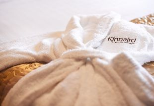 Kinnaird House luxury accommodation with spa and hot tubs in Pitlochry