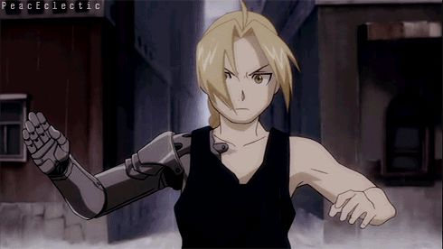 "I got Edward Elric! Just like Edward, you're determined, driven, and fearlessly ambitious. Nothing stops you from achieving your goals once you set your mind to it, and you have the wit and intelligence to follow through on anything with ease. However, your drive never gets in the way of your relationships, as you're also fiercely loyal and dedicated to protecting those around you. Which Elric Brother From ""Fullmetal Alchemist"" Are You?"