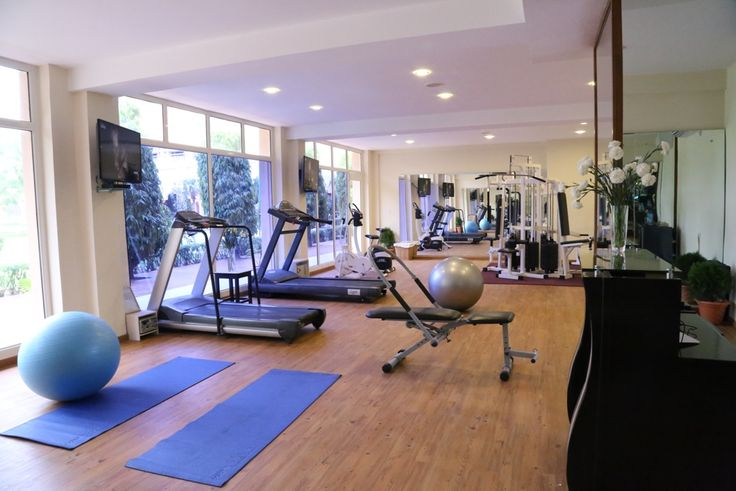 Work up a sweat at Hotel Clarks Shiraz's well equipped Gym.