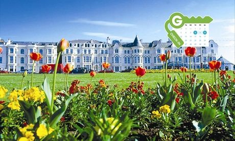 Get UK Deal: Southport: 2-Night Spa Break for just: £64.50 Southport: Standard Room for Two with Breakfast, Dinner, and Spa Credit at Best Western Royal Clifton Hotel & Spa  >> BUY & SAVE Now!
