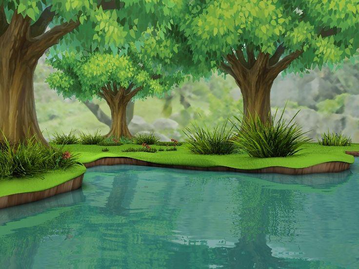 Bing 3d Wallpapers Petticoats In The Comics Amp Cartoons Petticoat Pond