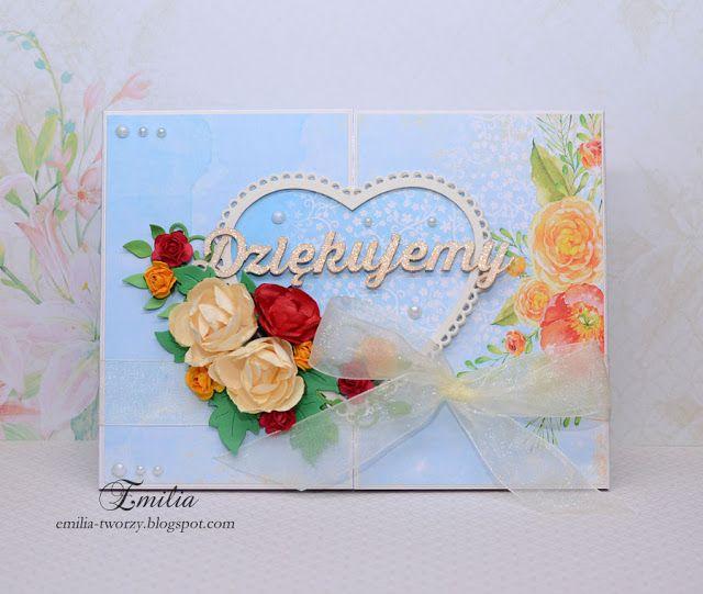 Dziękujemy/Podziękowanie dla nauczyciela od uczniów/Kartka dla nauczyciela/Card for teacher