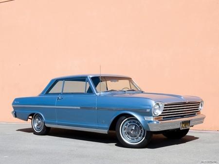 1963 Chevrolet Nova SS Hardtop Coupe - Chevrolet Wallpaper ID 980642 - Desktop Nexus Cars